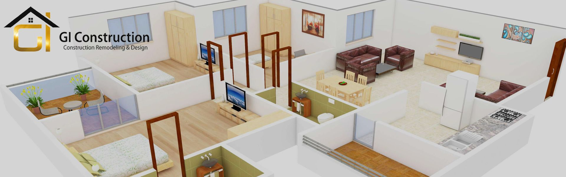 3D Home Modeling And Interior Design Las Vegas