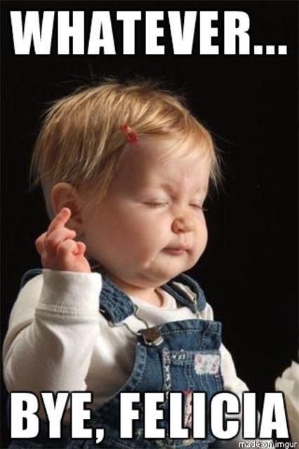 Jennifer Makeupbysheaa Funny Goodbye Funny Goodbye Memes Funny Babies