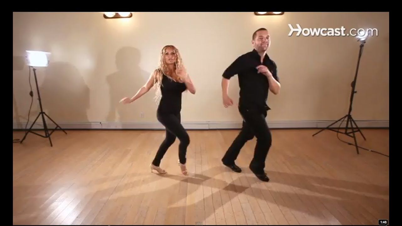 How to Do the Suzy Q Dance Step Salsa Dancing YouTube