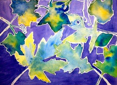 Artsonia Art Museum Artwork By Sheridan113 Fall Art Projects