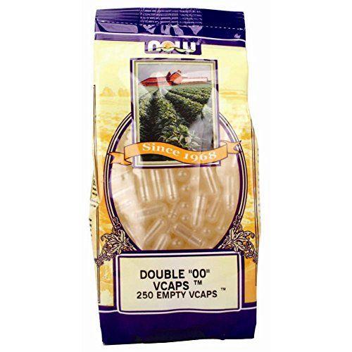"Double ""00"" Vcaps 250 Ct"