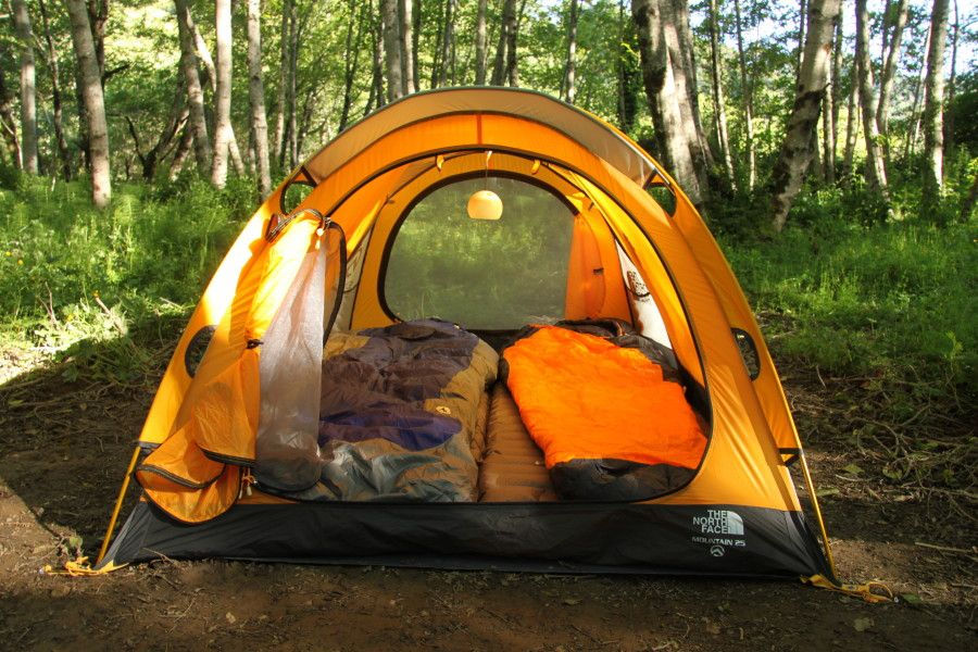 The North Face Mountain 25 Tent - 2 Person tent, 4 Season Protection Sale  $538.95