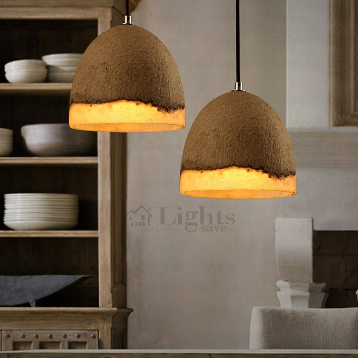 Shabby chic cement and resin small pendant lights toronto bar shabby chic cement and resin small pendant lights mozeypictures Images
