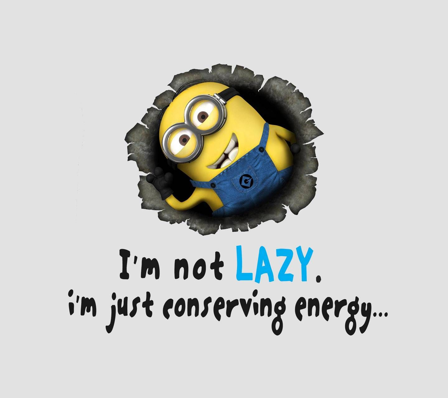 Pin By Markruse17 On Wallpaper Ponsel Minions Funny Minions Funny Images Funny Minion Quotes