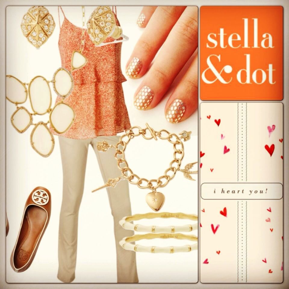 Stella & Dot spring 2013 paired with CAbi!  Two of my favorite things.