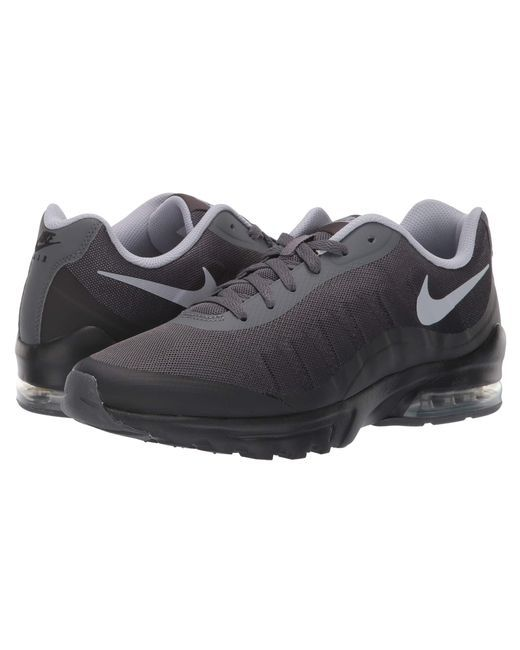 detailed look d6a7c 2b61b Nike - Gray Air Max Invigor (dark Grey wolf Grey black) Men s Cross  Training Shoes for Men - Lyst