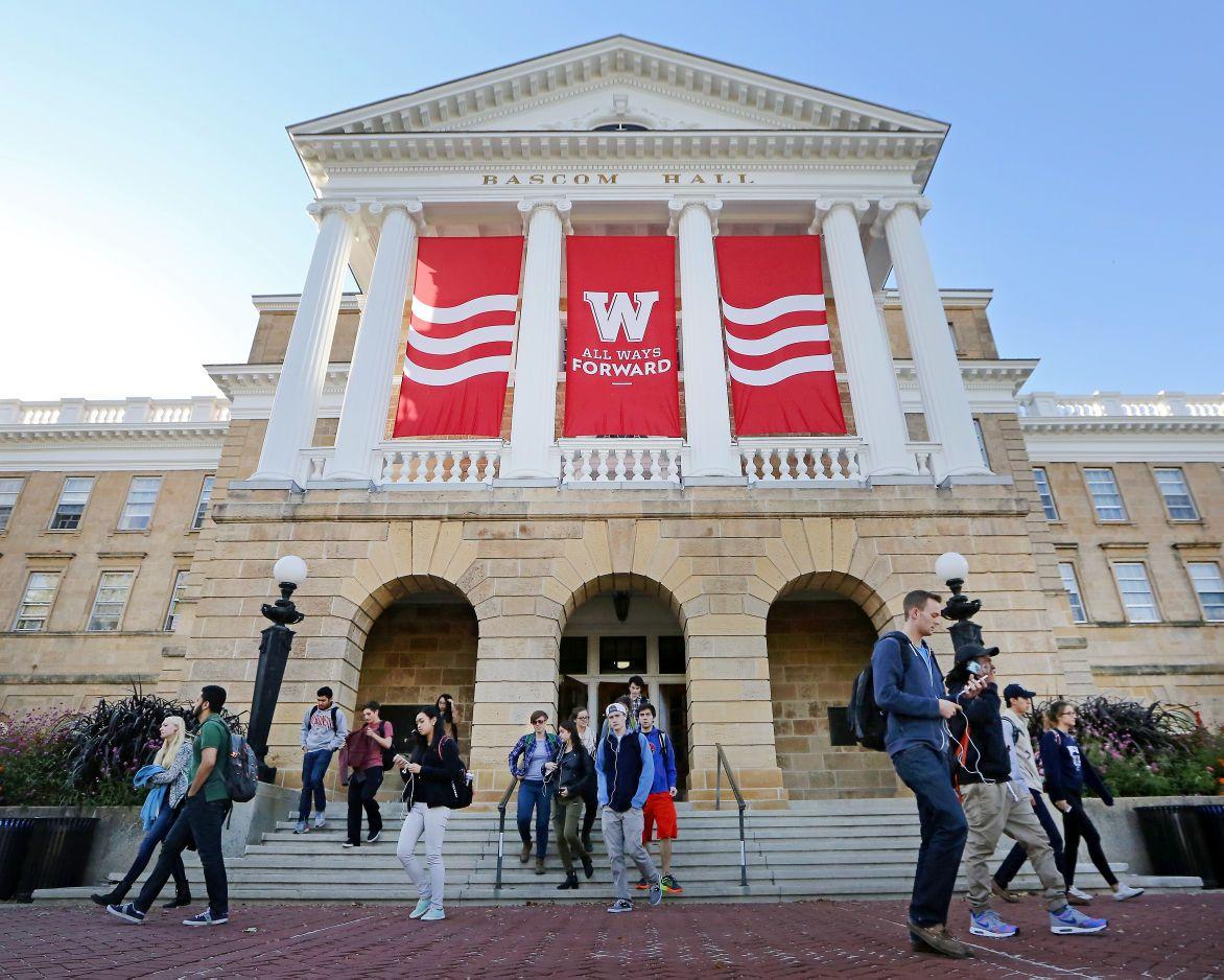 Bascom Hall (copy) | Politics | College essay examples