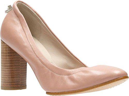 offizieller Shop Modestile rationelle Konstruktion Clarks Women's Grace Eva Pumps Shoes,Dusty Pink Leather,6 ...