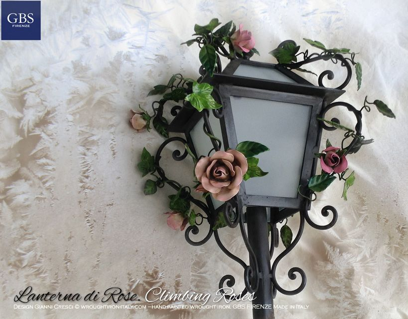 Lanterna di rose tole pinterest chandelier lamp chandelier