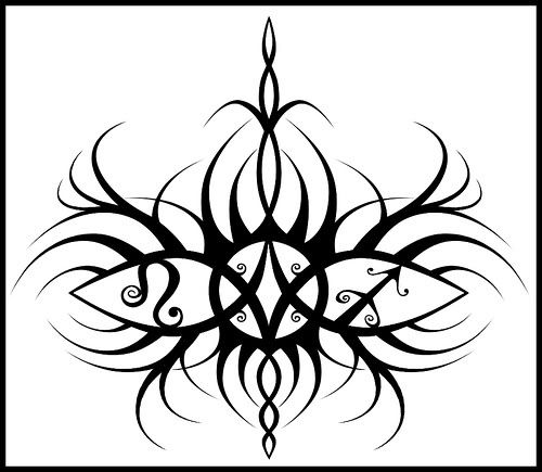 Celtic symbol for eternal love this would make a cool for Celtic eternal love tattoo