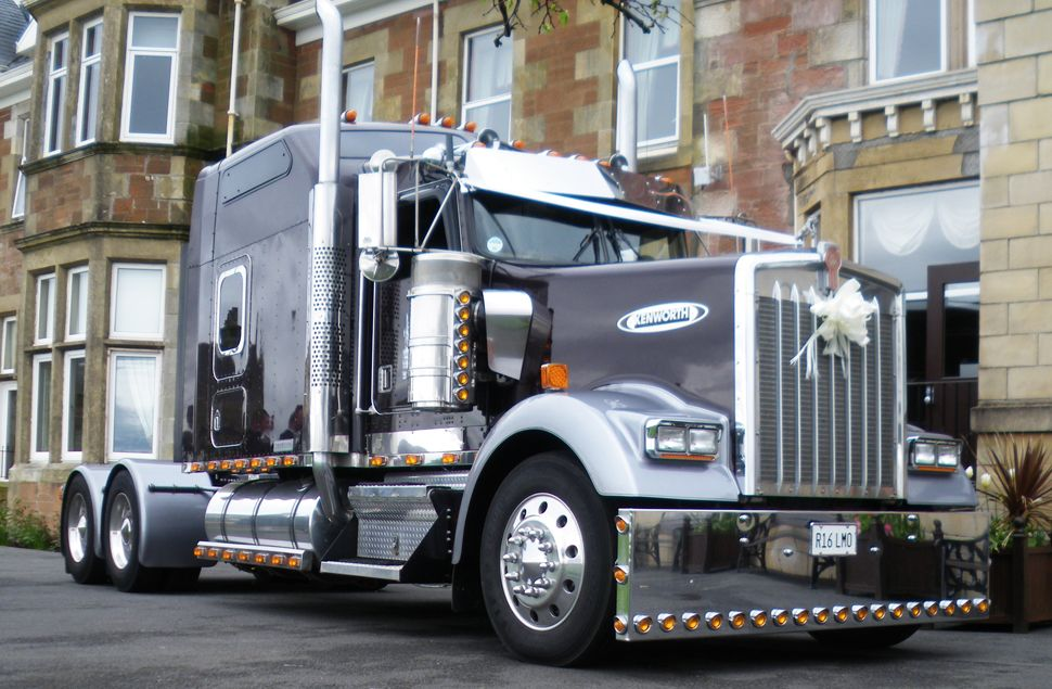 Truck Events Kenworth Hire Unusual Vehicle Guildford Surrey London