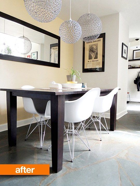 Before & After: 25 Decorating Makeovers From Every Room | Pinterest ...