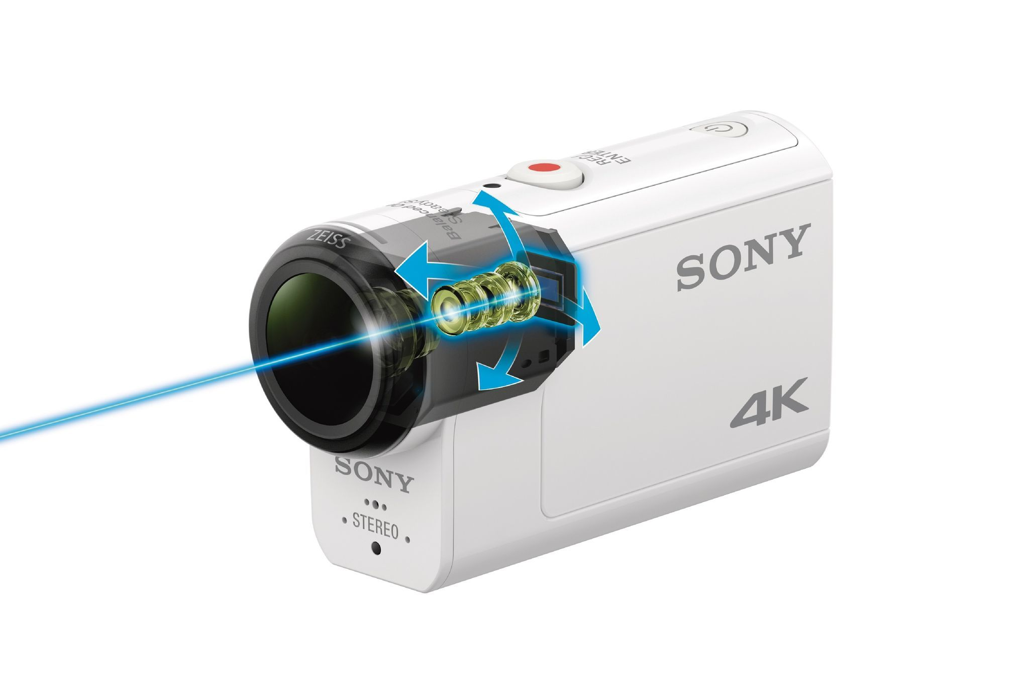 Sony has announced a new version of its very capable GoPro petitor the 4K…