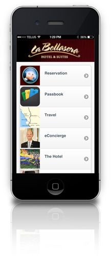 Mobile Passport - Put your hotel's most in-demand amenities, services and upgrades right on their phone. #marketing