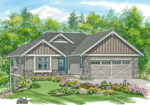 House Plans Carson 1 3 555b Linwood Custom Homes Linwood Homes House Plans Bungalow House Plans