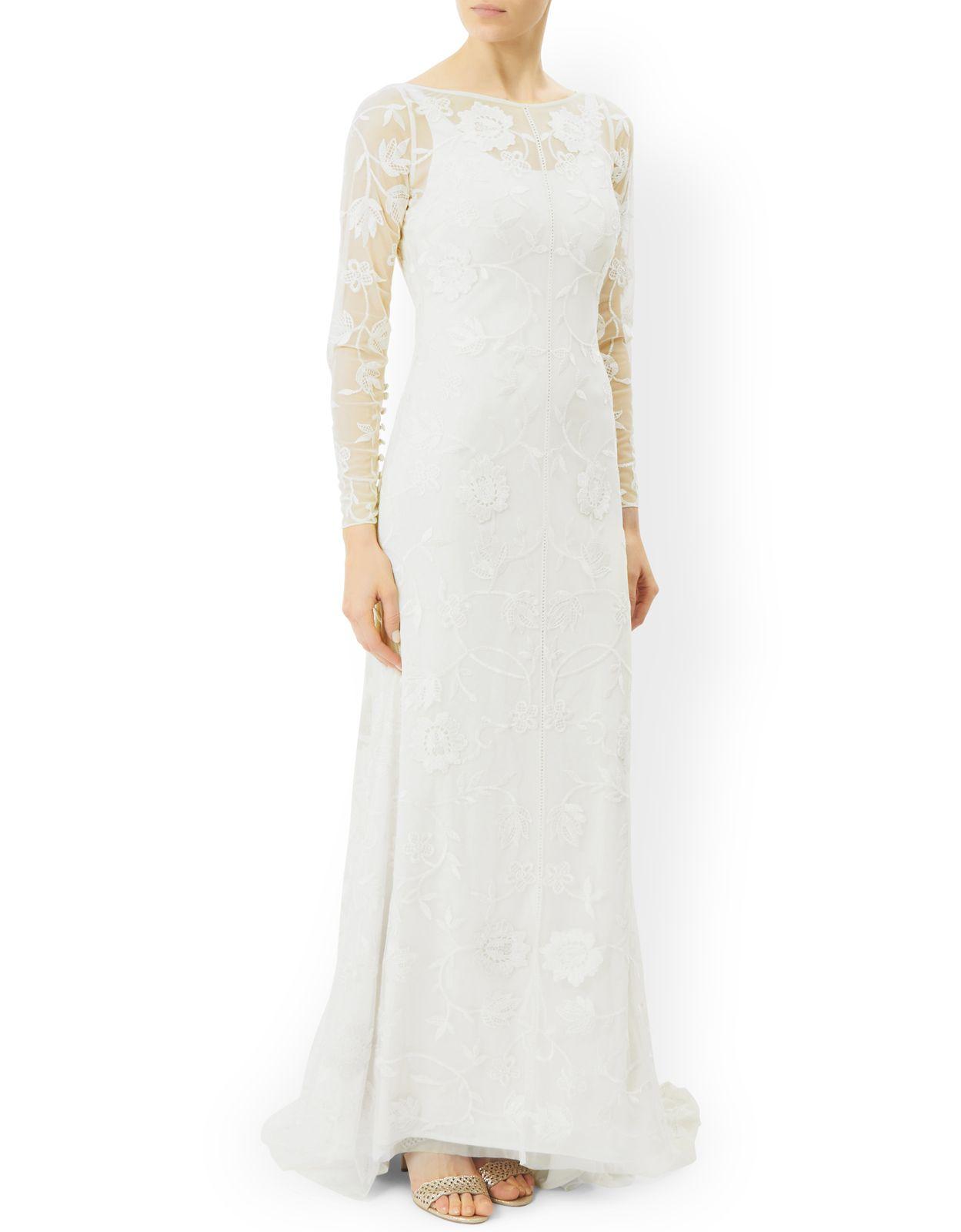 Gianna Bridal Dress Ivory Monsoon High Street Wedding Dresses Amazing Wedding Dress Dresses
