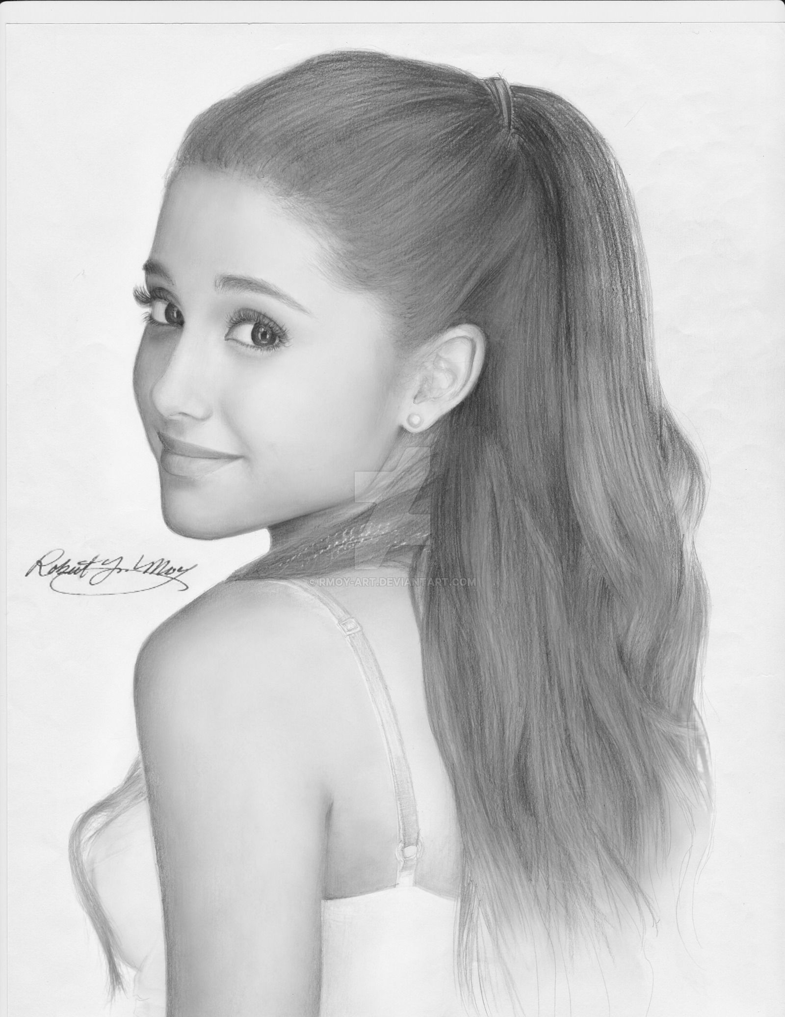 Ariana grande sketch