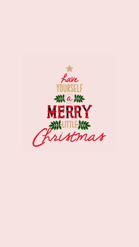 21 Merry Preppy Christmas iPhone Wallpapers | Preppy Wallpapers
