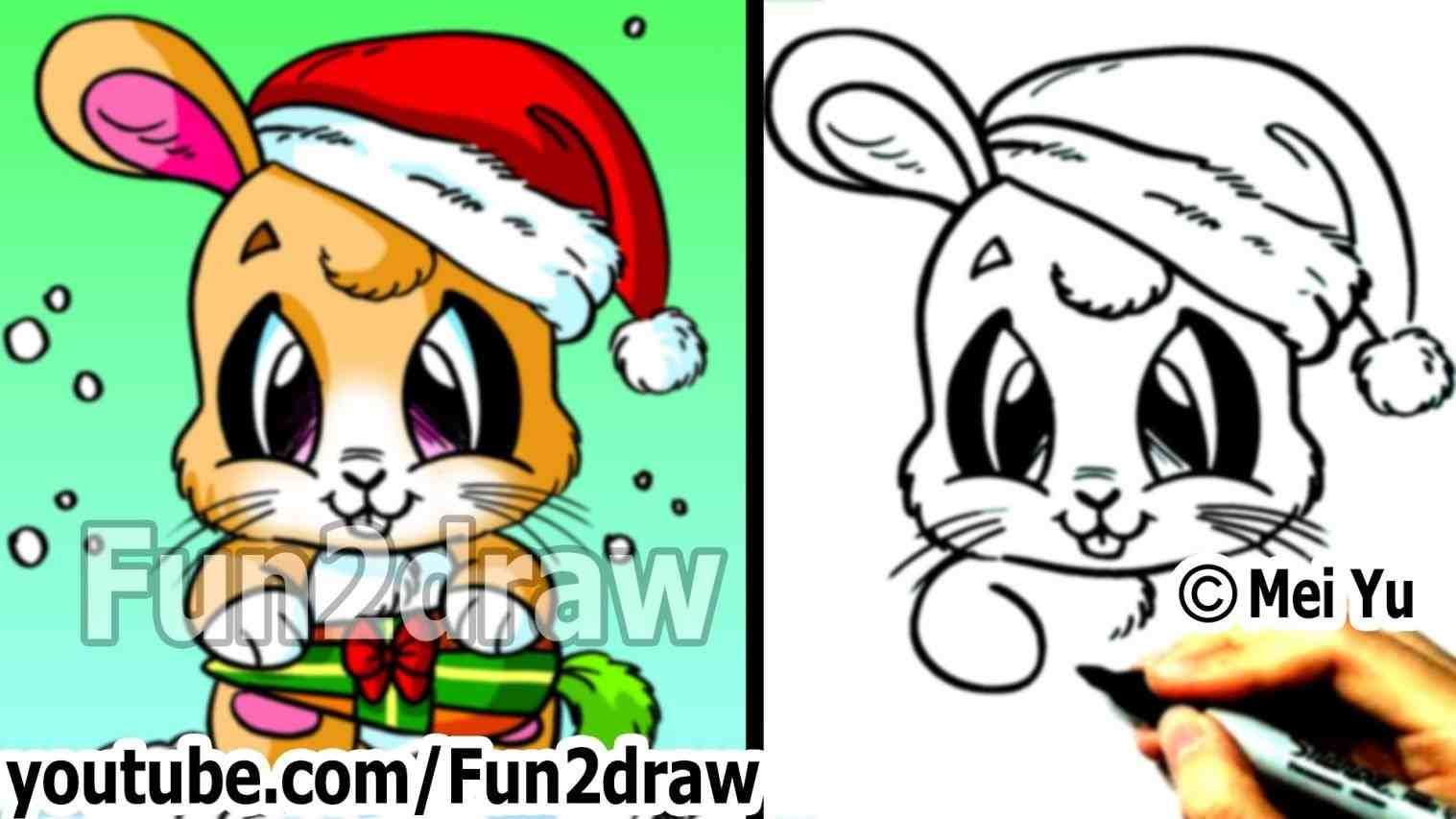 new post animated christmas pictures to draw | xmast | pinterest