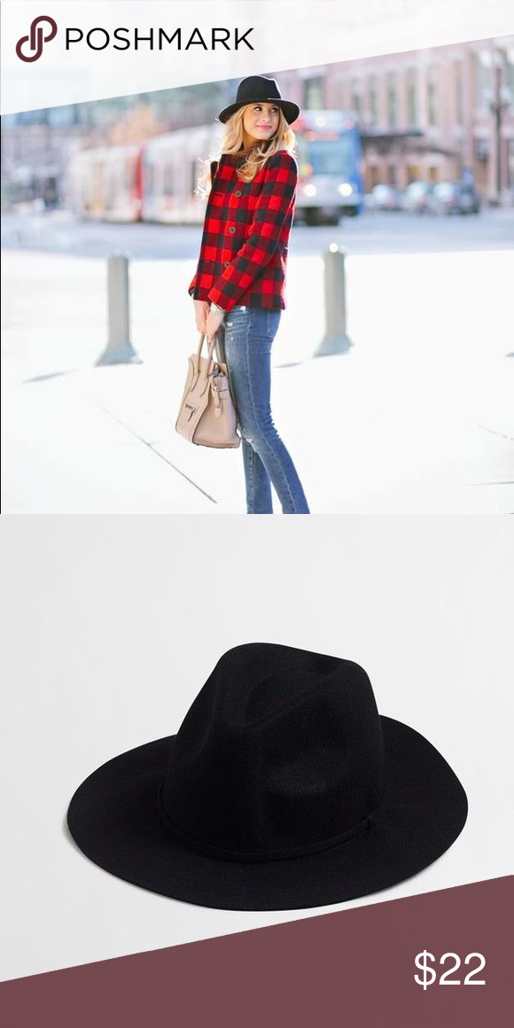6ab0187027928 Jcrew factory wool fedora Perfect condition! Price is firm. Bundle for  discount. J. Crew Factory Accessories Hats