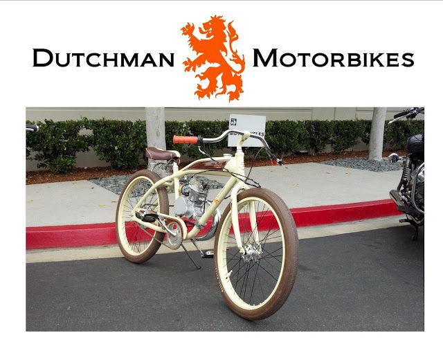 Vintage Cafe Bike | Dutchman Motorbikes