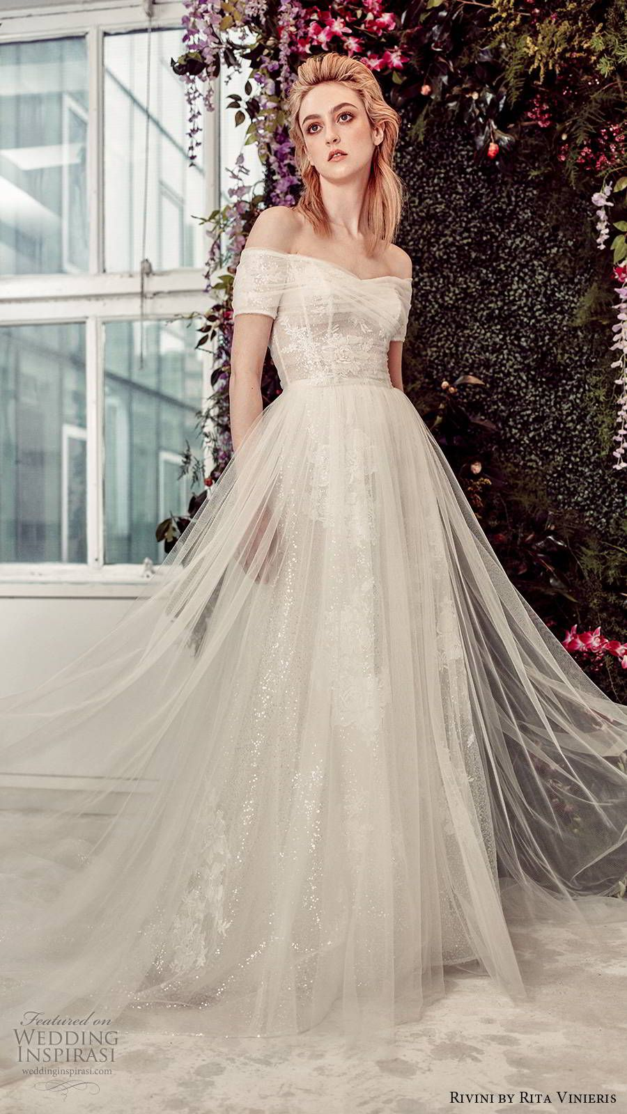 Rivini By Rita Vinieris Spring 2020 Wedding Dresses Utopian