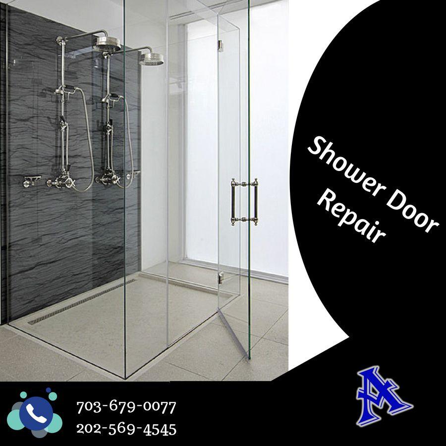 For Affordable Shower Door Repair Choose American Window Glass Repair We Have Served Alexandria Va Bethesda Md Glass Repair Door Repair Window Glass Repair
