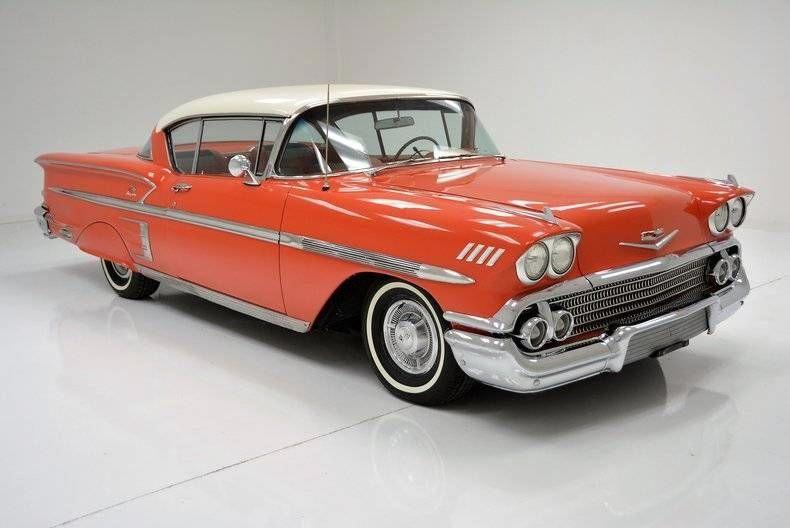 1958 chevrolet impala for sale 2112468 hemmings motor