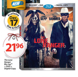 The Lone Ranger Deal At Walmart!