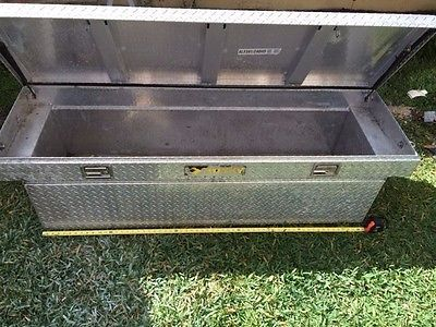 Doublequicktime Tool Box Husky Aluminum For Truck For Usd120 00 Earn Usd0 00 As Referral Learn How Here Tool Box Aluminum Tools