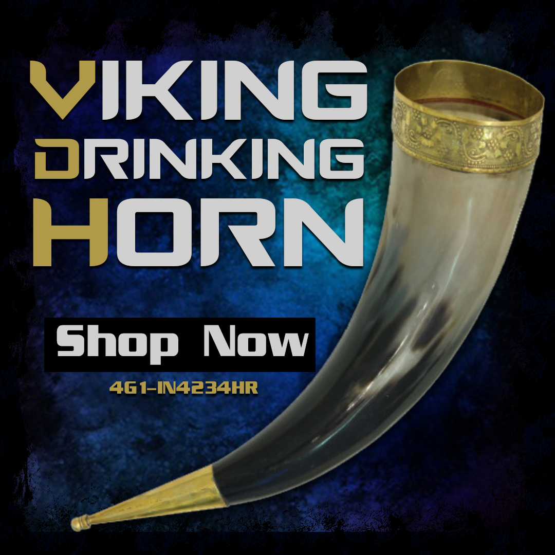 Drinking Horns Would Traditionally Be Used In Many Parts