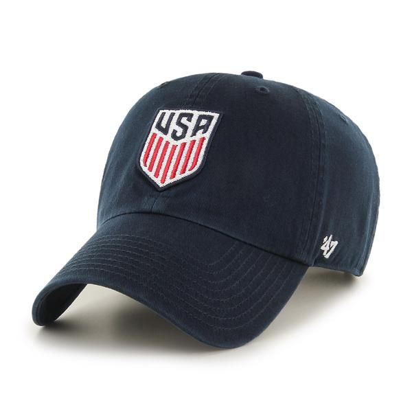 Us Soccer 47 Clean Up 47 Sports Lifestyle Brand Licensed Nfl Mlb Nba Nhl Mls Ussf Over 900 Colleges Hats And Ap Adjustable Hat Fitted Hats Hats