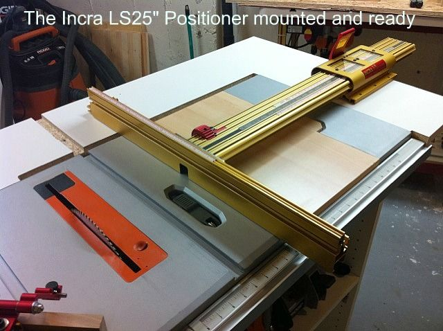 $249.00 portable table saw that has accuracy and precision right