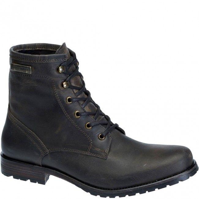 93317 Harley Davidson Men s Jutland Casual Boots - Black www.bootbay ... 7e53d9f199
