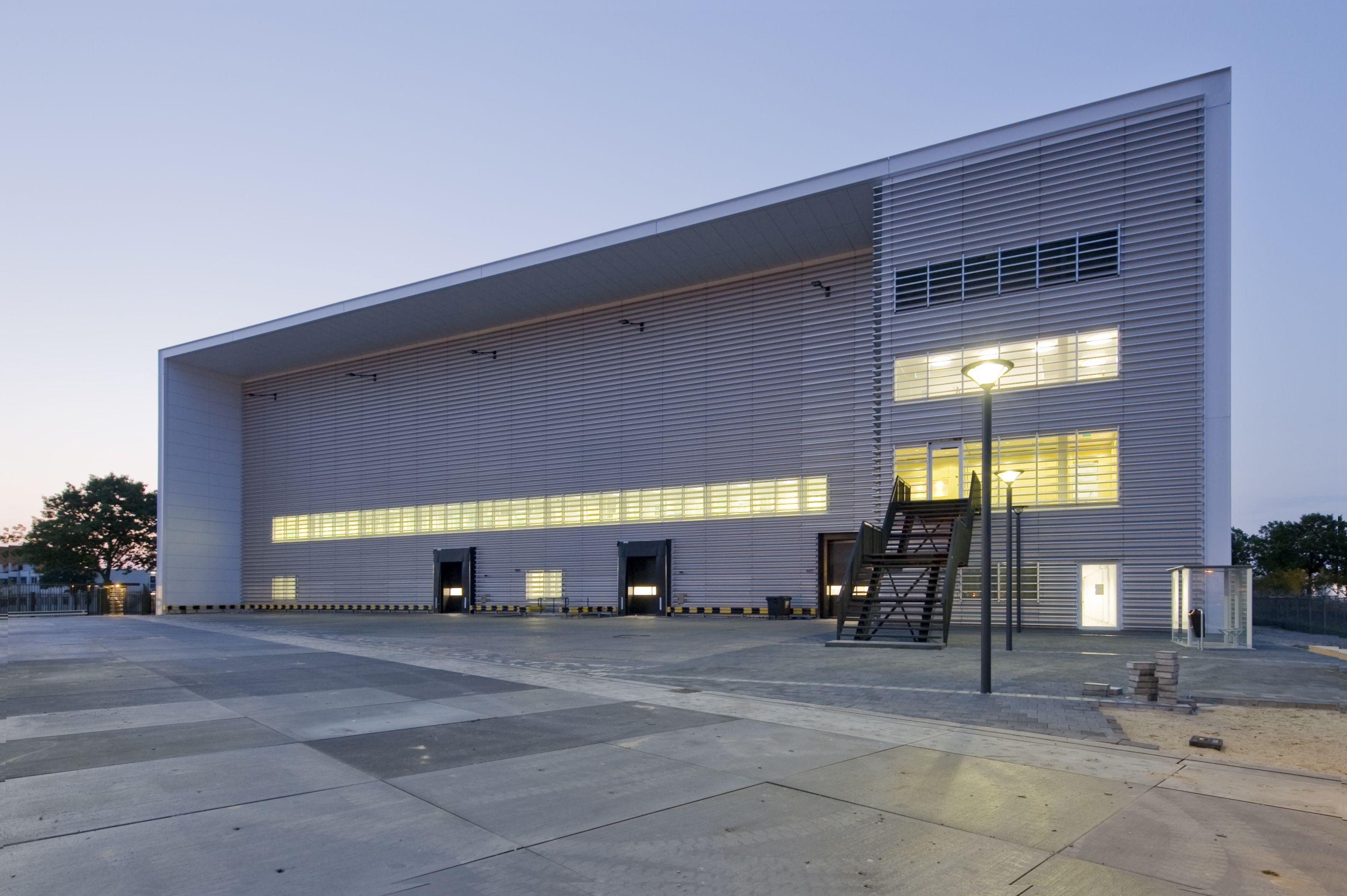 Organon Oss CP gebouw /Siebold Nijenhuis Architect