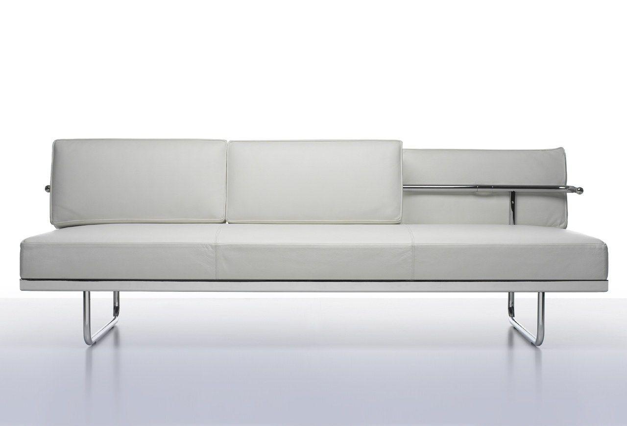 Lc5 f cassina designed by le corbusier furniture design steel furniture e art deco home - Divano letto cassina ...