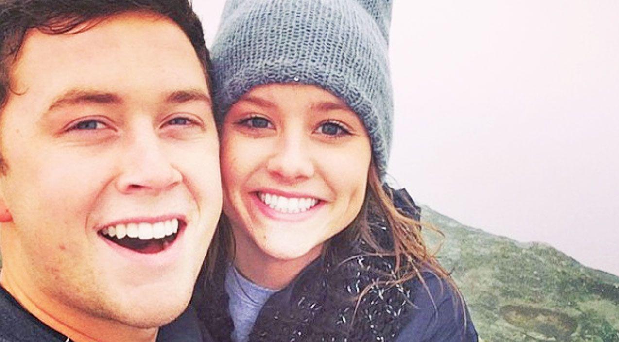 scotty mccreery and girlfriend