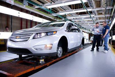 Morning Coffee Chevrolet Volt General Motors Gas Mileage