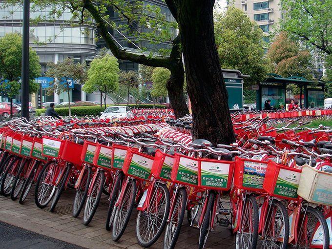 Best bike-sharing cities in the world. | Shared by velojoy.com