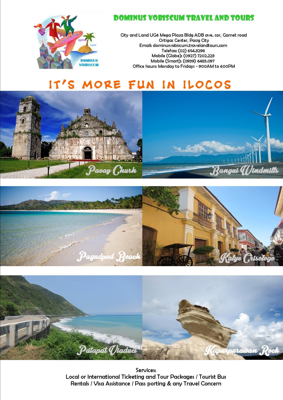 Ilocos Package Soon! Travel tours, Tours, Christian