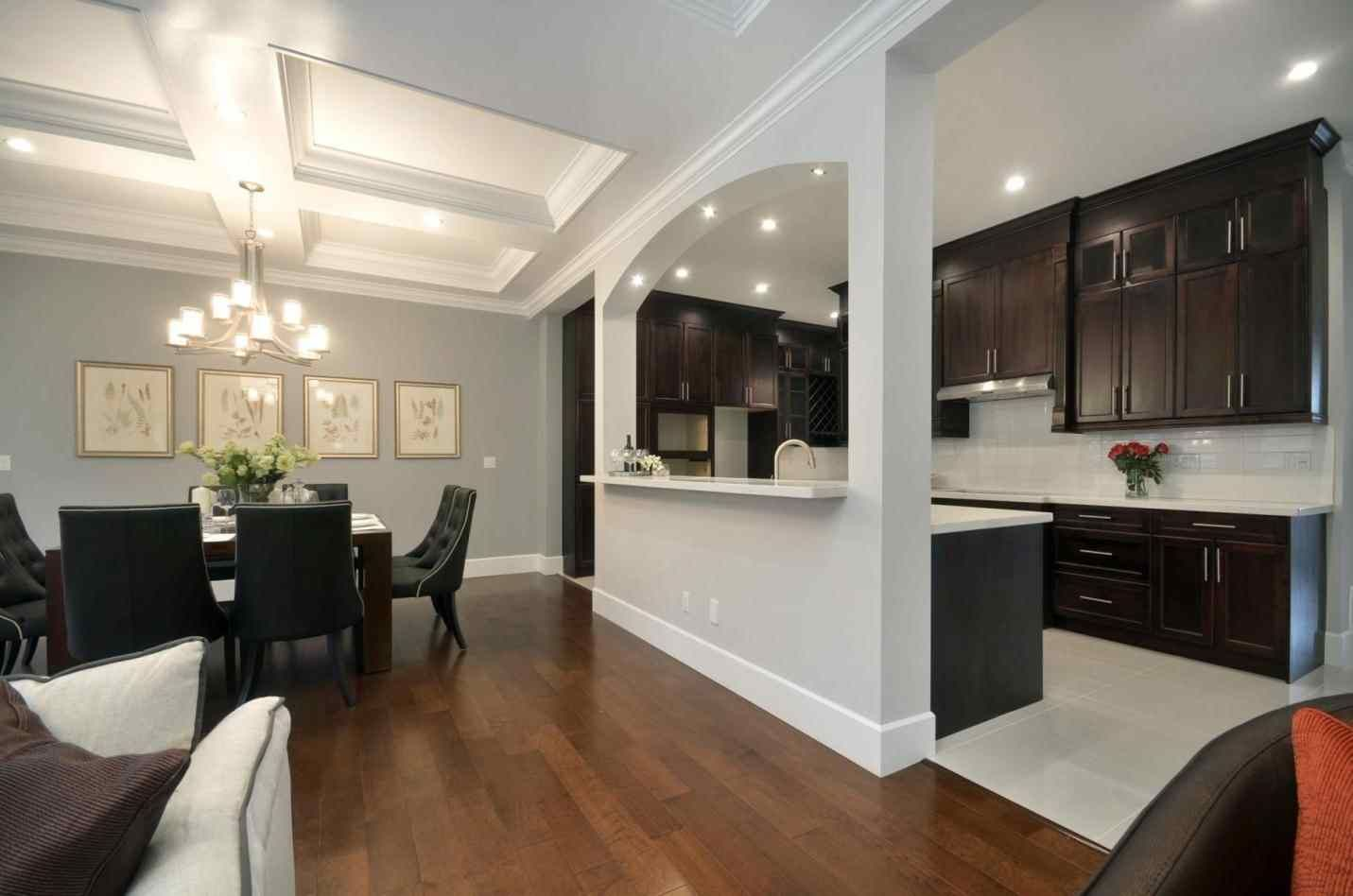 Angled Semi Open Galley Kitchens Small Open Galley Kitchen Deductour Com Open Kitchen And Living Room Home Remodeling Galley Style Kitchen