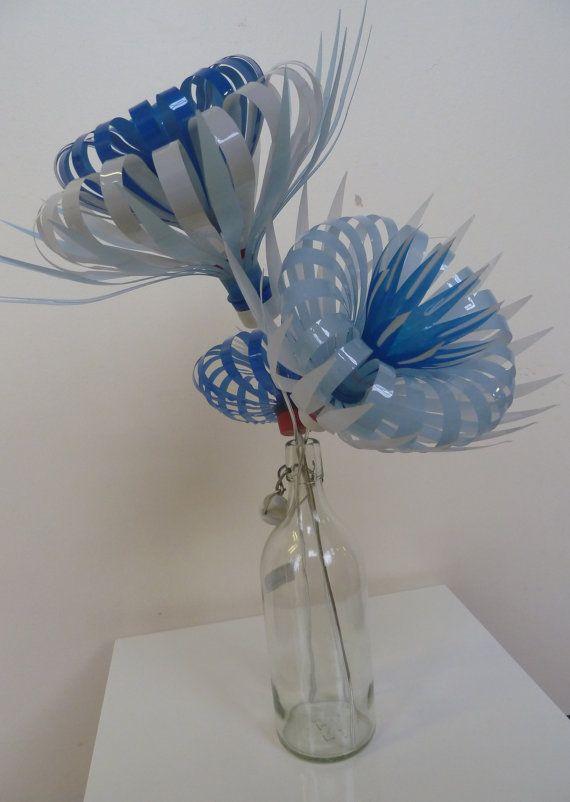 Plastic Bottle Flowers By SarahTurnerEcoDesign On Etsy GBP1500