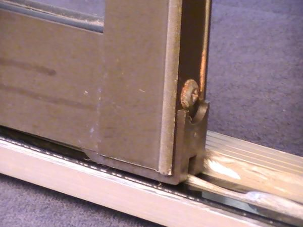 Sliding Glass Door Repair Kit To Repair Sliding Doors That Don T