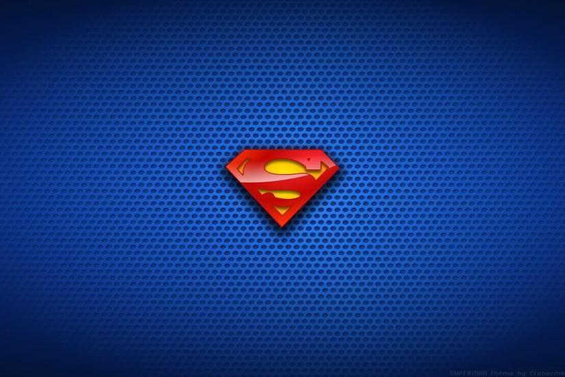 Comics Superman Superman Logo Wallpaper