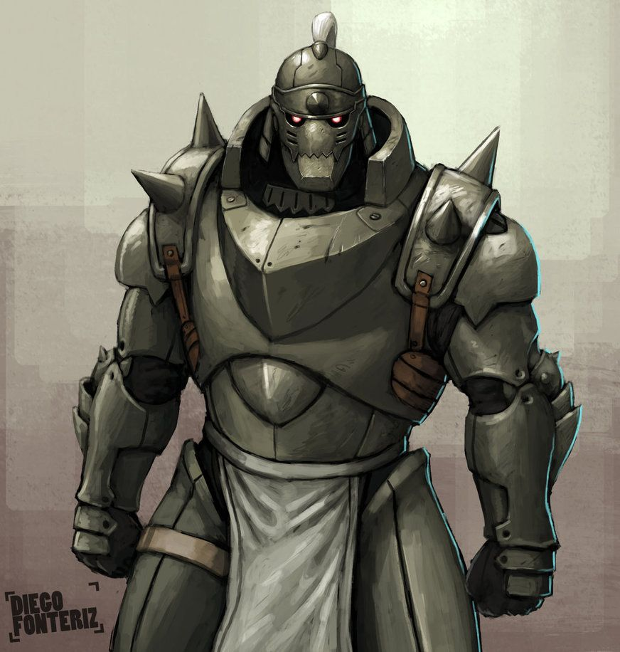 Alphonse Elric by FonteArt on deviantART | Fullmetal alchemist brotherhood, Fullmetal  alchemist edward, Fullmetal alchemist