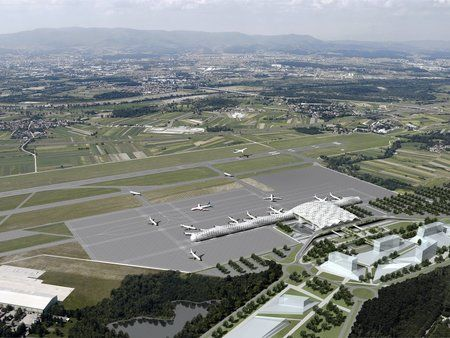 New Passenger Terminal Zagreb Airport Google Airport Hotel Airport Zagreb