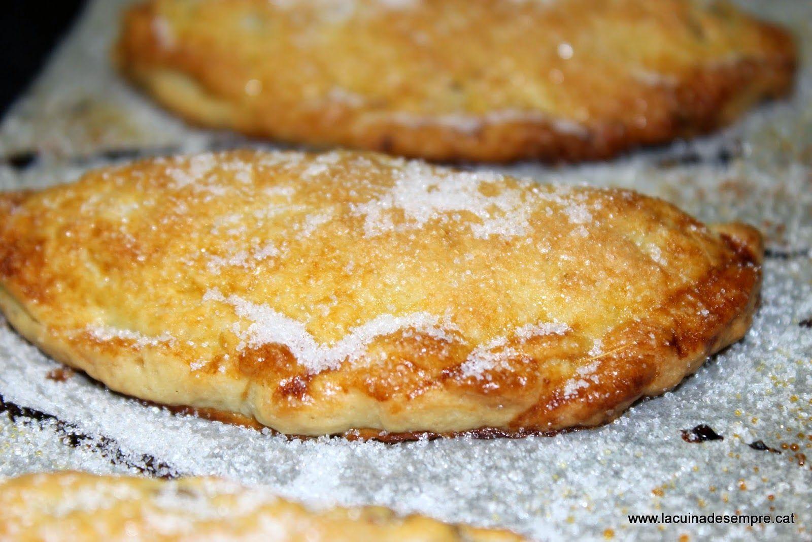 Pastissets de Tortosa - La cuina de sempre