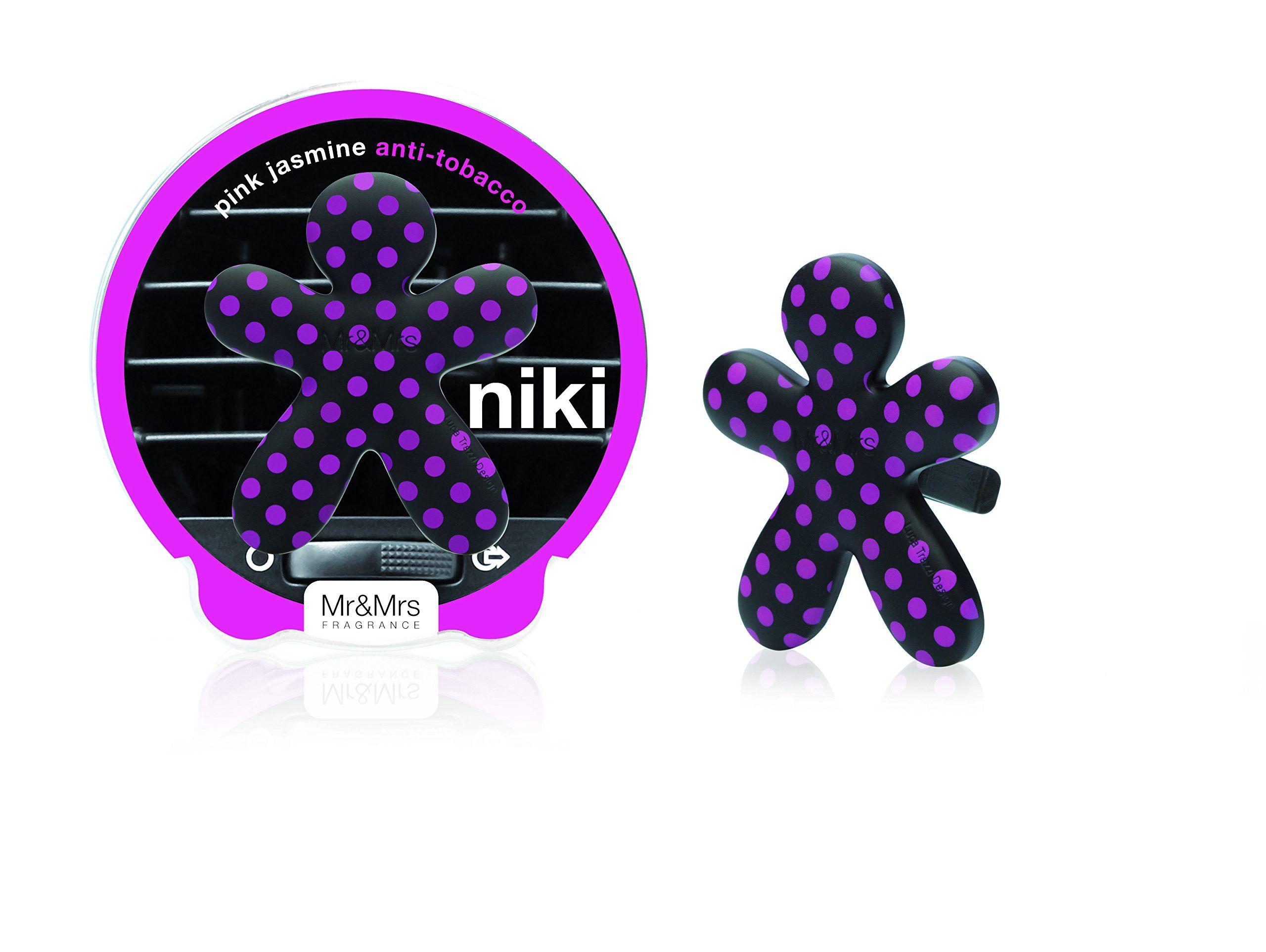 Niki Scented Car Air Freshener Designer Fragrance Oil