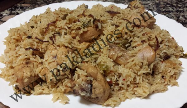 For the quick and tasty yakhni pulao, it can be prepared ...