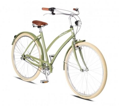 Johnny Loco Sykkelen I Urban Serien For Dame Er En Flott Sykkel